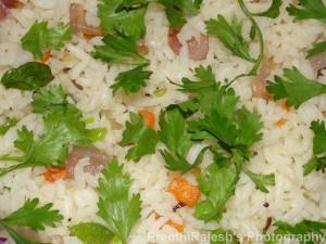 Fried Veg Rice