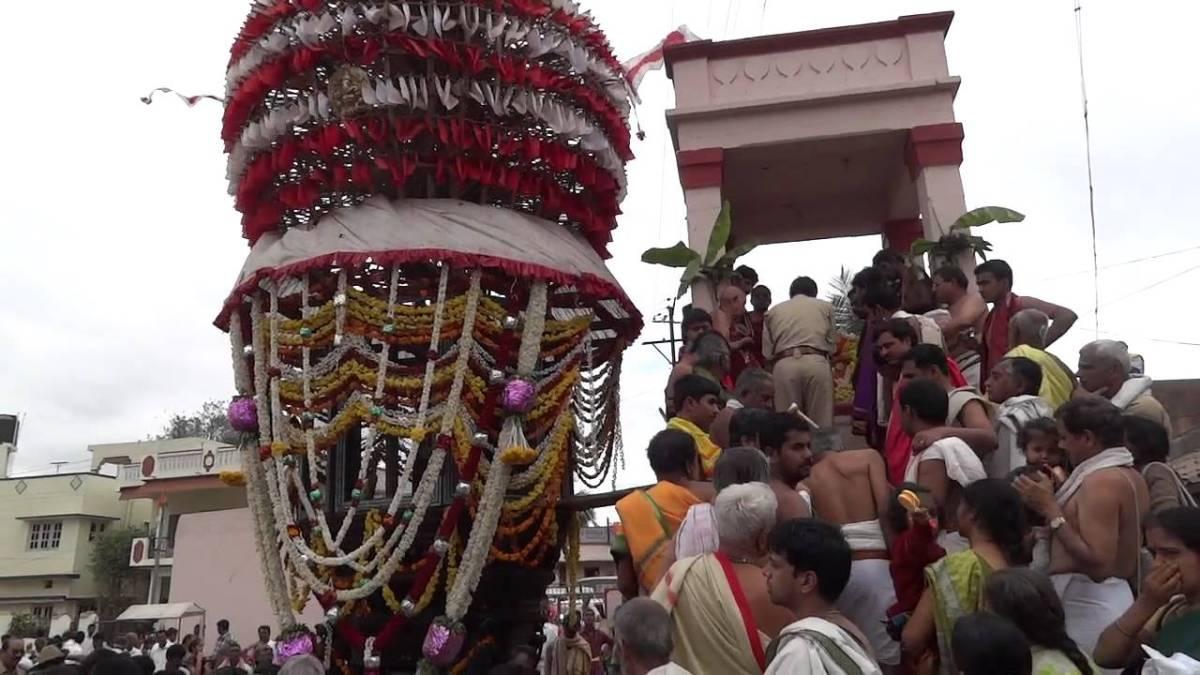 Sreevara pada venkateshwara devagiri temple