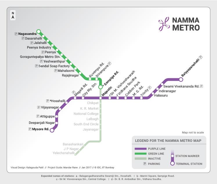 Metro Route