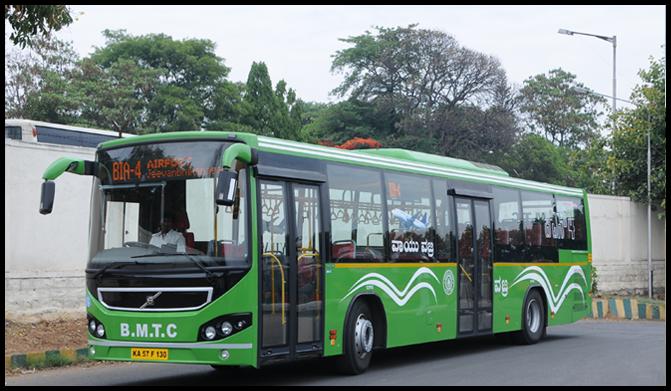 225g bus route bangalore